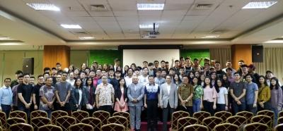 Ketua Umum ISTMI Sarankan Teknik Industri UPH Hasilkan Lulusan 'Siap Terap'
