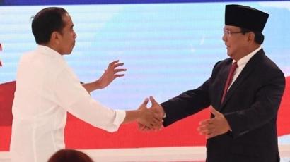 "Dugaan Jokowi Akan Mudah Dikalahkan, ""Terpatahkan"""