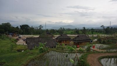 "Kampung Budaya Padi Pandan Wangi di Cianjur, ""Instagramable"" Banget"