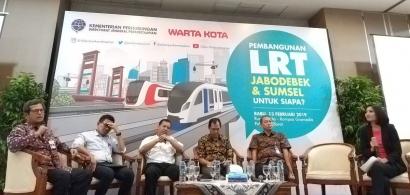 LRT, Masa Depan Transportasi Indonesia