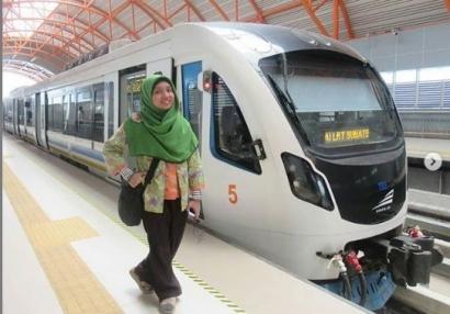 LRT Menjadi Harapan Baru di Ranah Transportasi Massal