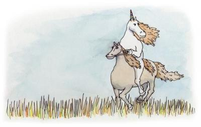 Puisi: Kuda dan Unicorn