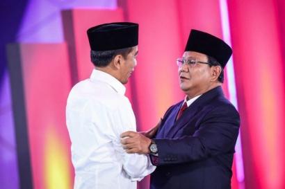 Lihatlah Pendukung Jokowi dan Prabowo yang Sudah Somplak Otaknya!