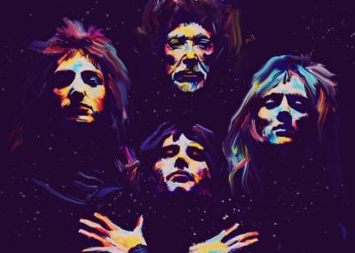 """Bohemian Rhapsody!"" Sosok Freddy Mercury di Lain Tubuh"