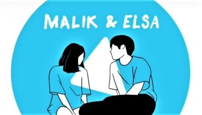 Novel Boy Candra Malik Dan Elsa