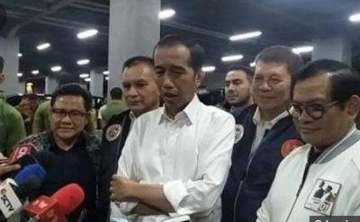 Presiden Jokowi Minta Polri Tuntaskan Kasus Pengaturan Skor