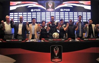 Jadwal dan Prediksi Fase Grup Piala Presiden 2019