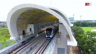Tantangan Ide Cemerlang untuk Meramaikan LRT Palembang