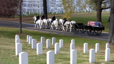 Arlington National Cemetery, Tempat Pahlawan dan Tentara Amerika Dimakamkan