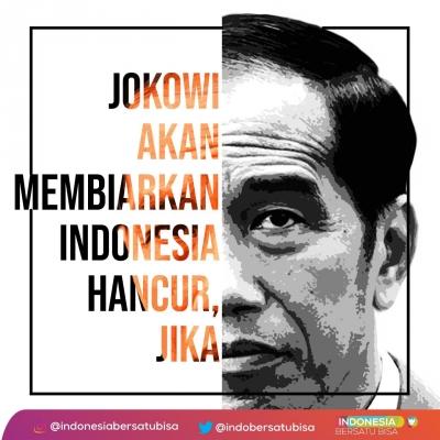 Sebenarnya Indonesia Bisa Mundur, Jika Infrastrukur Tidak Jokowi Teruskan