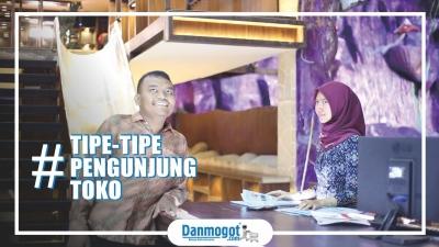 Tipe-tipe Pengunjung Toko