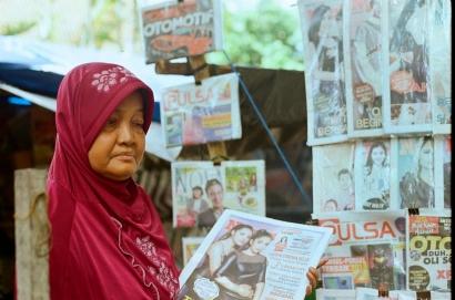[Street Photography] Loper Koran Terakhir