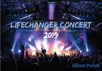 LifeChanger Concert 2019, Nonton Konser dan Berdonasi