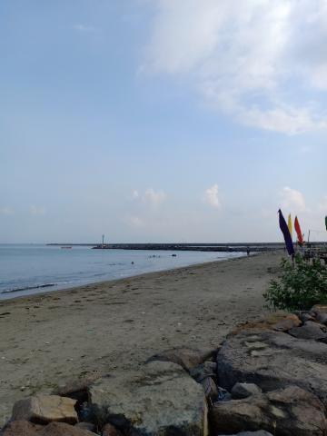 Pantai Gampong Jawa, Tempat bagi Mereka yang Optimis Jalani Kehidupan