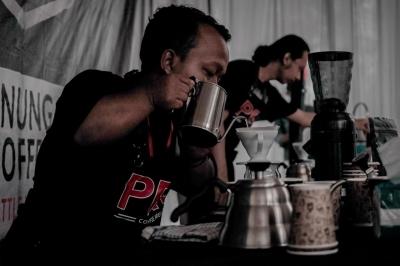 Gunung Prau Coffee Day, Expose Potensi Kopi Khas Kabupaten Batang Jawa Tengah