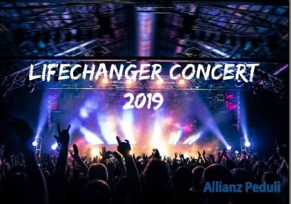 Lifechanger Concert 2019, Saatnya Membantu Saudara-saudara Kita Lewat Nada dan Dana