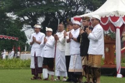 Menyikapi Nilai Luhur Nyepi di Tahun Politik