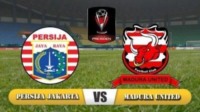 Ditahan Imbang Madura United, Peluang Persija di Piala Presiden Masih Terbuka