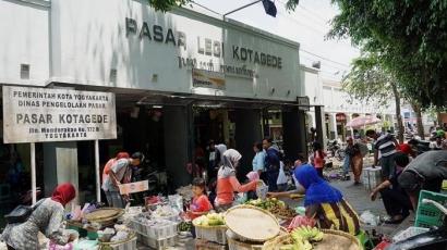 Pasar Tradisional, Pedagang, dan Tempat Ragam Informasi