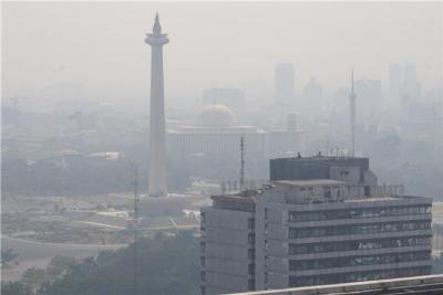 Jakarta, Raja Polusi Udara Asia Tenggara