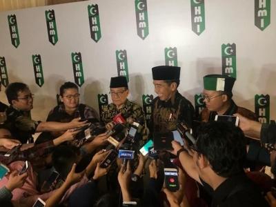 Akhirnya HMI Dukung Jokowi