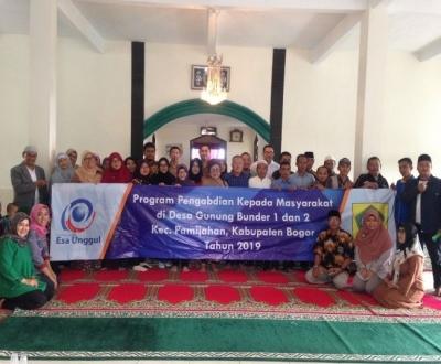 Program Pengabdian Kepada Masyarakat di Kepulauan Seribu, DKI Jakarta