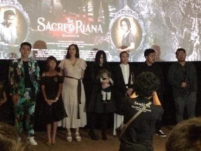 "Ulasan Film ""The Sacred Riana: Beginning"""