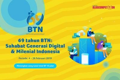 Inilah 13 Pemenang Blog Competition #BTN69