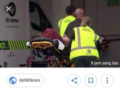 Umat Katolik di Antara Rasa Iba dan Waspada terhadap Aksi Teror di Selandia Baru