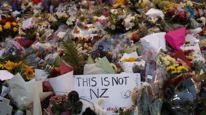 Mari Berdoa untuk Alm. Muhammad, Korban Tragedi Selandia Baru