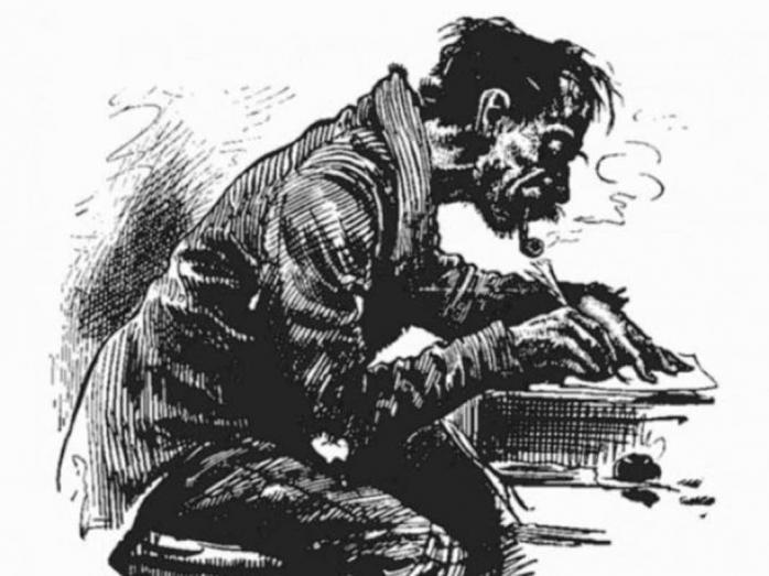 Cerpen   Kematian Penulis Tua