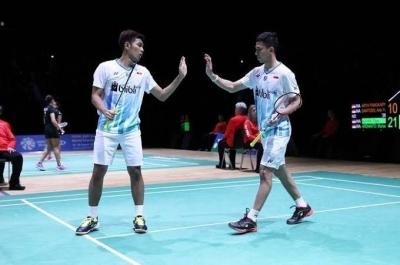 Jelang Final Swiss Open 2019, Indonesia Berpeluang Rebut Takhta Juara Umum