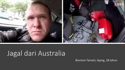 Apa Betul Brenton Tarrant Fobia Muslim?