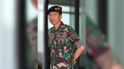 Jokowi Menantang Teroris