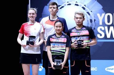 Fajar/Rian Raih Gelar Juara Yonex Swiss Open 2019
