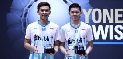 Final Swiss Open 2019: Fajar/Rian Juara, Tiongkok Masih Mendominasi