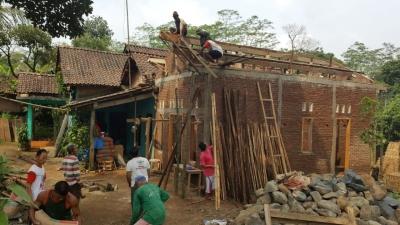 TMMD: Pasiterdim Jepara Yakin, Pengerjaan RTLH Akan Selesai Tepat Waktu