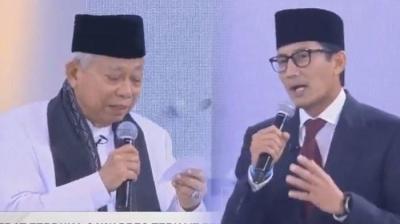 K.H. Maruf Amin Gagal Terapkan Strategi Usang TKN
