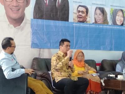 Kata Anak Buah Prabowo, Jika Ada Temuan DPT Bermasalah, KPU dan Pemerintah Jangan Baper