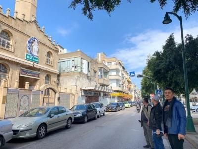 Seperempat Hari Berbaur di kota Muslim Jaffa, Tel Aviv