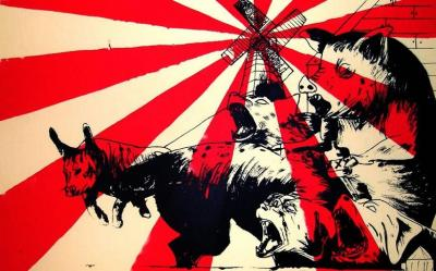 "Esai Komparatif: Boxer ""Animal Farm"" dan Netizen Indonesia"