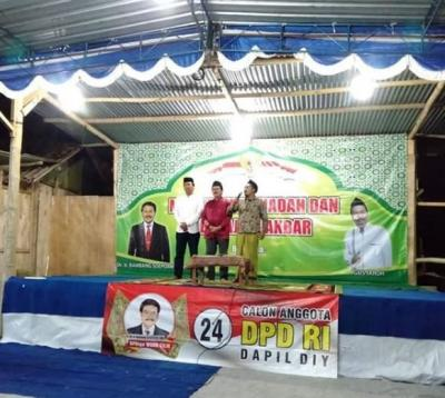 Bambang Soepijanto Ungkap Makna Ngayemi, Ngayomi, Ngayani
