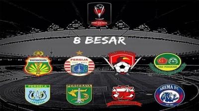 Babak 8 Besar Piala Presiden, Bagaimana Peluang Juara Bertahan Persija?