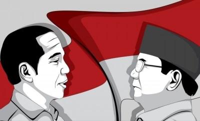 Eforia BPN Prabowo-Sandi dan Hasil Survei Litbang Kompas