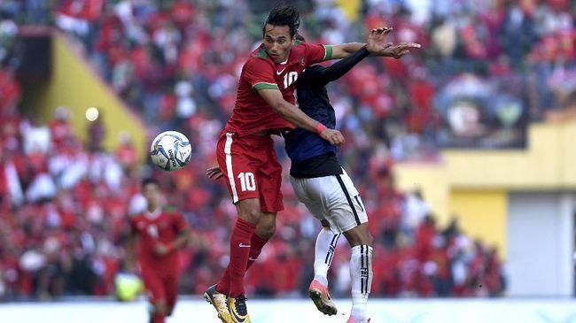Antara Ezra Walian dan Dimas Drajad di Kualifikasi Piala Asia U-23