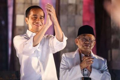 Elektabilitas Versi Litbang Kompas Turun, Pendukung Jokowi-Ma'ruf Tidak Perlu Panik