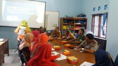 Wakili Danramil, Serka Kardomo Hadiri Penyuluhan KB Kecamatan Batealit