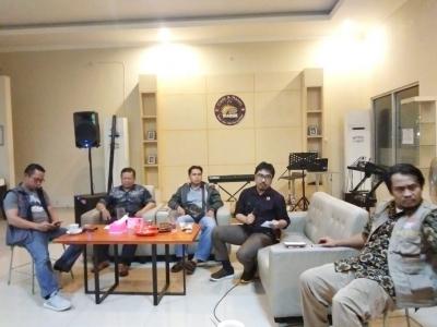 Jurnalis Minta KPU Bantaeng Intens Berbagi Informasi Pemilu