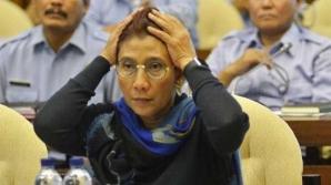 Menteri Susi Sindir DPR yang Hobi Beli Air Berbotol Plastik