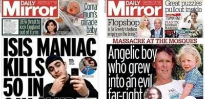 Peran Media Barat Menumbuhkan Islamophobia